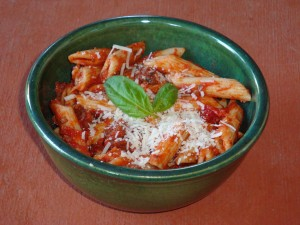 Rigatoni Salsiccia