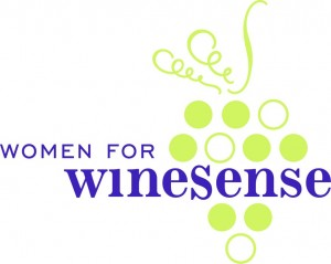 Women For WineSense Logo