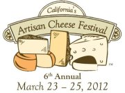 Artisan Cheese Festival 2012