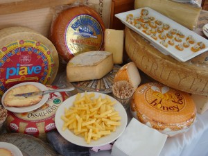 The Cheese Shop Display