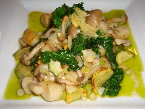 Gnocchi at Pago