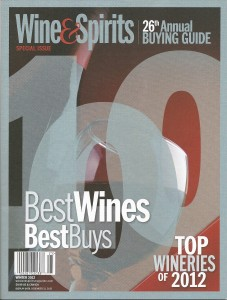 Wine & Spirits 26th Annual Buying Guide