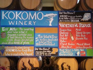 Kokomo Winery, in a Nutshell