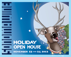 Heart of Sonoma Valley Holiday Open House