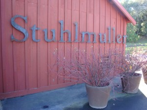 Stuhlumuller Vineyards