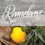 Ramekins logo