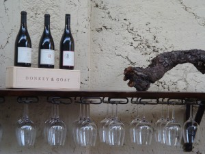 Donkey and Goat, winery in the East Bay