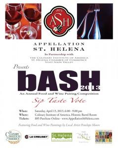2013 bASH flyer