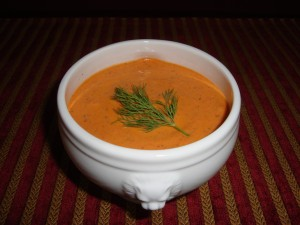 Honey Harvest Tomato Bisque 