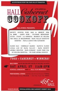 Hall Cabernet Cookoff Notice 