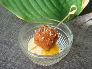Butternut Squash Arancini