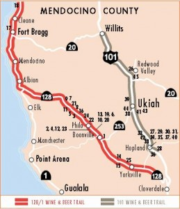 Passport Wine & Beer Trails