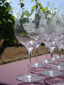 Anderson Valley Pinot Noir Festival Glasses
