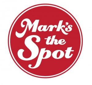 Mark's the Spot logo
