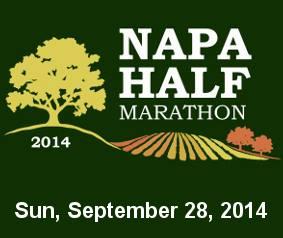 Napa Half Marathon Logo