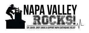 Napa Valley Rocks! Logo