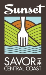 unset SAVOR the Central Coast logo