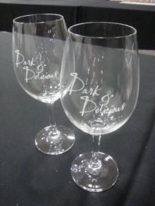 Dark & Delicious Glasses