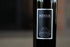 Niner Wine Estates Cabernet