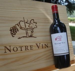 Notre Vin Winery