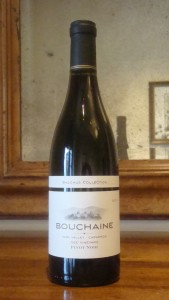 Bouchaine Vineyards Gee Vineyard, an awesome Pinot Noir from Los Carneros