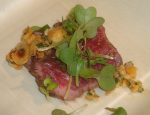 Hanger Steak from PRESS