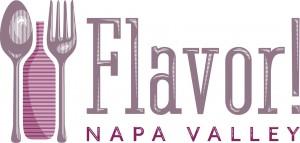 Flavor! Napa Valley logo
