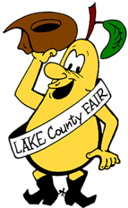 Lake County Fair Mascot