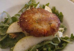 Happy Hour Arugula Salad
