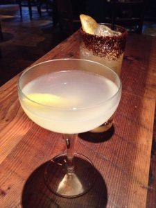 Cocktails at Goose & Gander