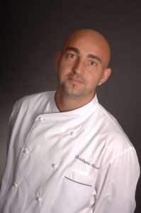 Executive Chef Christophe Gerard