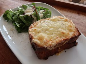 Bree'osh Croque Monsieur