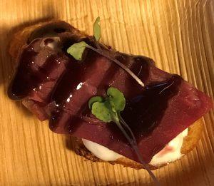 Smoked Hangar Steak