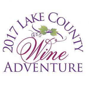 2017 Lake County Wine Adventure logo