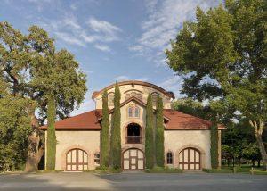 Charles Krug Winery Carriage House
