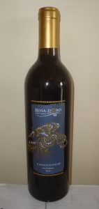 Sangiovese from Rosa d'Oro Vineyards