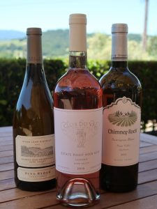Stags Leap District wines