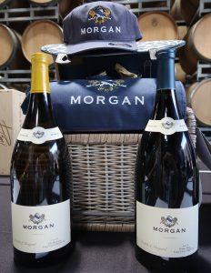 Morgan Winery Basket