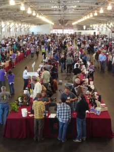 2012 Family Winemakers of California Tasting
