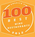 100 Best Wine Restaurants 2012
