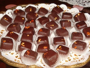 Truffles from Socola Chocolatier