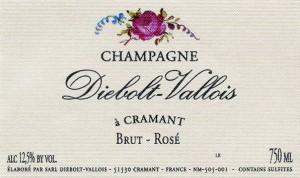 Diebolt-Vallois Brut Rose
