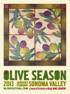 2013 Olive Season Poster