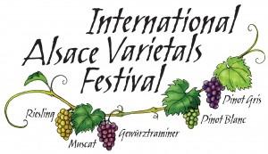 International Alsace Varietals Festival Logo