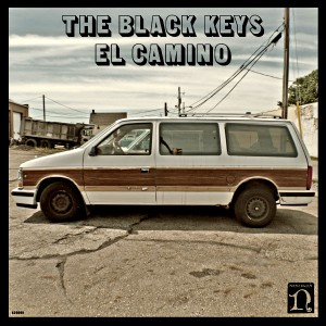 The Black Keys, El Camino Cover