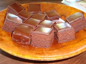 Brownies at the 2012 Taste Alexander Valley