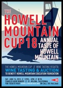 Howell Mountain Cup