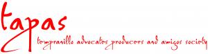 TAPAS logo and name