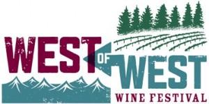 West of West Wine Festival Logo