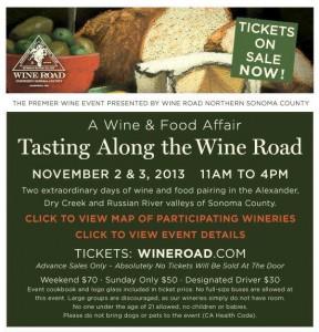 2013 A Wine & Food Affair